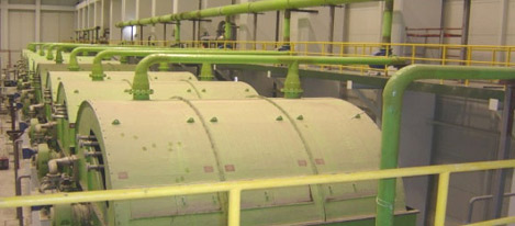 K. R. Pulp and Paper Ltd. - Bleached Pulp Mill